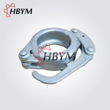 2Inch Snap Forged Clamp Coupling for Concrete Pump